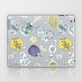 Japanese Fans Laptop & iPad Skin