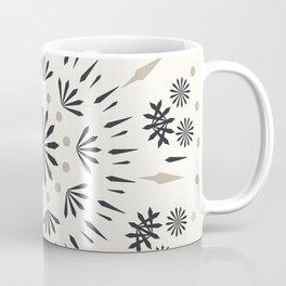 Snowflakes Scandic Nordic Coffee Mug