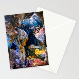 Enchanted Caves Stationery Cards