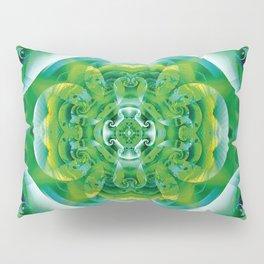 Mandalas of Healing and Awakening 4 Pillow Sham