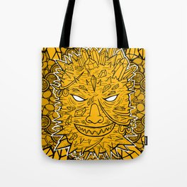 Greed Tote Bag