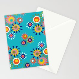 Circle a go go Stationery Cards