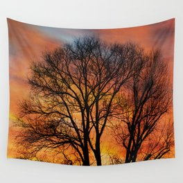 TRACERY Wall Tapestry