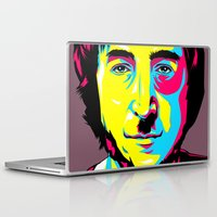 leon Laptop & iPad Skins featuring Leon Mozes by shizoy