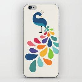 Dreamy Petal iPhone Skin