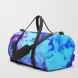 Misty Eyes of Tranquility Duffle Bag