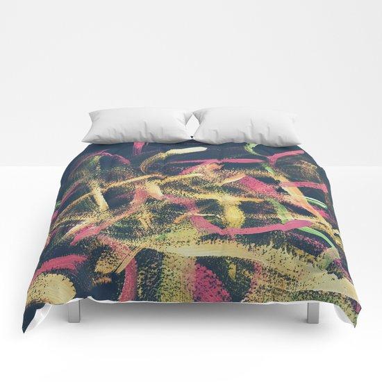Abstract #1.2 - Koi Comforters
