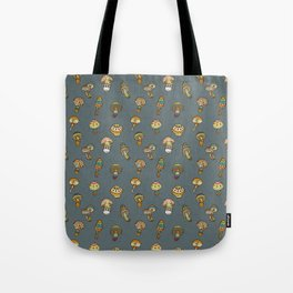 Hallucinogenic mushrooms Tote Bag