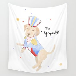 The Pupcracker Wall Tapestry