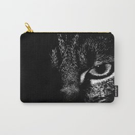 feline look Carry-All Pouch