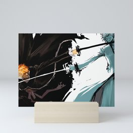 Dual Kurosaki Ichigo Mini Art Print