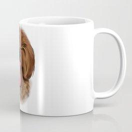 cute little doggy. For dog lovers. :)  Coffee Mug