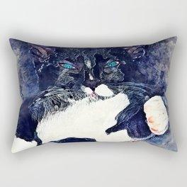 cat jagoda Rectangular Pillow