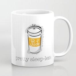 Pretty Sleep-Less Coffee Mug