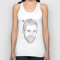 woody Tank Tops featuring Woody by deletethisstore