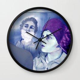 Holden Caulfield Wall Clock