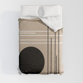 Crossover - Lines and Curves - Set 2 Comforters