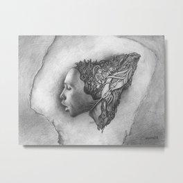 Death from Self. 2014 Metal Print