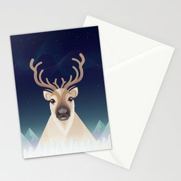 Magical Lapland Finland Stationery Cards