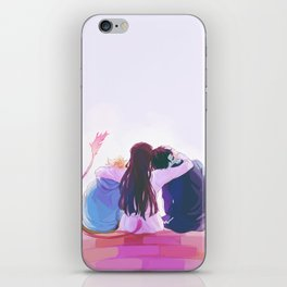 hiyori and her boys iPhone Skin