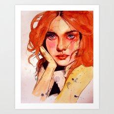 Motley Art Print