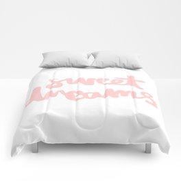 Sweet Dreams - Peach Comforters