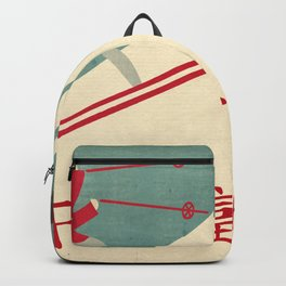 Ski Fujisan Backpack