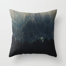 THE BRIGHTER SIDE OF DARKNESS Throw Pillow