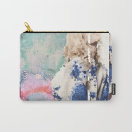 Crystal Explosions Carry-All Pouch