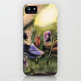 Everyone Needs Someone iPhone Case