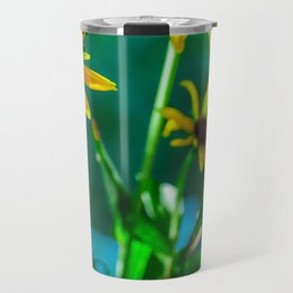Black-Eyed Susans Travel Mug