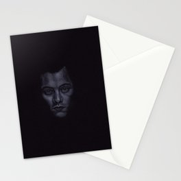 Through the Dark Stationery Cards