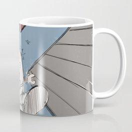 Humpty Dumpty's Free Fall Coffee Mug