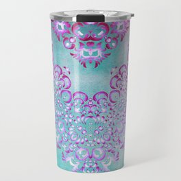 Floral Fairy Tale Travel Mug