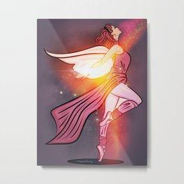 Wings 2-22-15 Metal Print