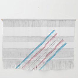 Transcend: On the Rise Wall Hanging