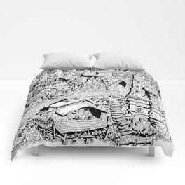 Capharnaüm City Comforters