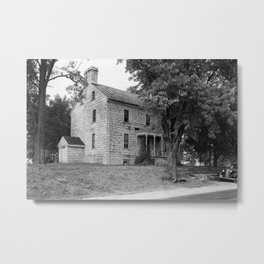 Old Stone Shop, Pleasant Hill (Shakertown) Metal Print