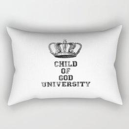 Child of God University 2 Rectangular Pillow