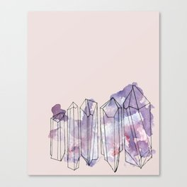 Tourmaline Canvas Print