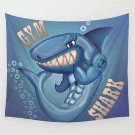GymShark Wall Tapestry