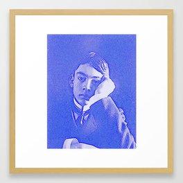 Khalil Gibran (author of The Prophet) 1 Framed Art Print