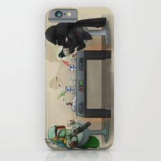 Star Poker Game Slim Case iPhone 6s