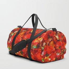 Poppies Duffle Bag