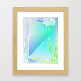 Tropical Breeze 1 Framed Art Print