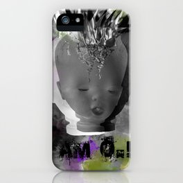 Exploding Head iPhone Case