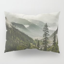 Mountain Valley of Forever Pillow Sham