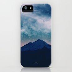 Magic night iPhone SE Slim Case