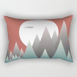 The Big Discovery Rectangular Pillow