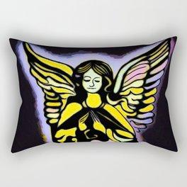 Angels ~ Jennifer's Art Design Rectangular Pillow